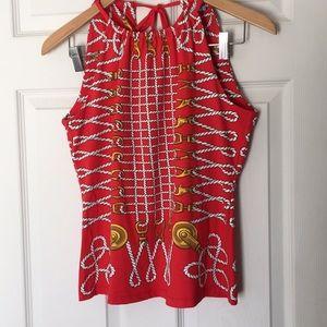 J.McLaughlin beautiful blouse size S like new